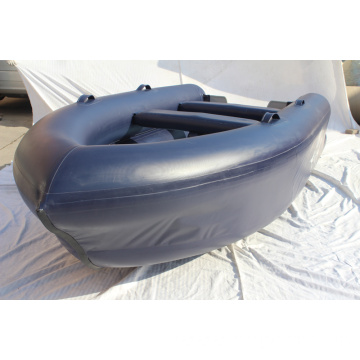 PVC Inflatable Rubber Professional Fishing Boat with motor